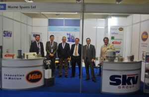 Our participation in Posidonia 2016 - Marine Spares International