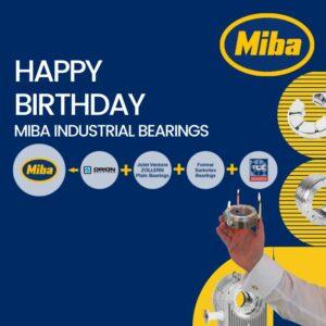 MIB celebrates its birthday in June!